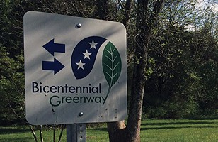 SKA adopts section of Greensboro's Bicentennial Greenway on Earth Day