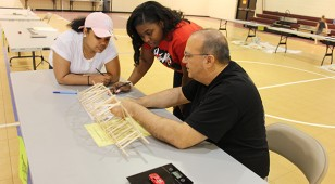 SKA Sponsors Engineer Week Bridge Building Competition
