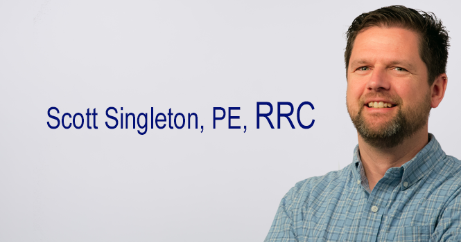 SKA congratulates Scott Singleton on obtaining RRC certification
