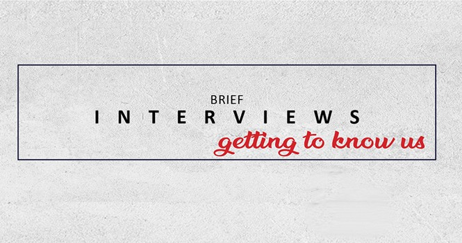 Brief Interviews … a brief introduction to some great folks