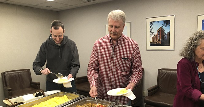 Employee Appreciation Day Celebration