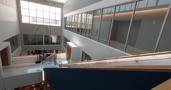 SKA enjoyed recent UNCG Nursing Building Ribbon Cutting