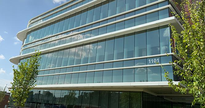 Recent tour of beautiful NC A&T ERIC Building