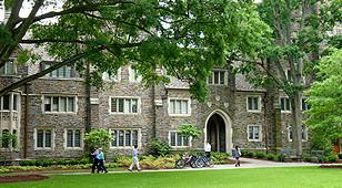 2000 Appreciation Award for Contributions to Millennium Renovation Duke University, Durham, North Carolina