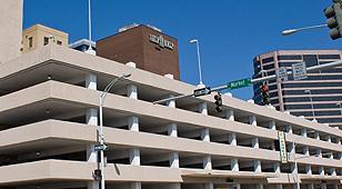 2004 ICRI (International Concrete Repair Institute – Carolinas) Honor Award for Structural and Coating Renovation Davie Street Parking Deck, Greensboro, North Carolina