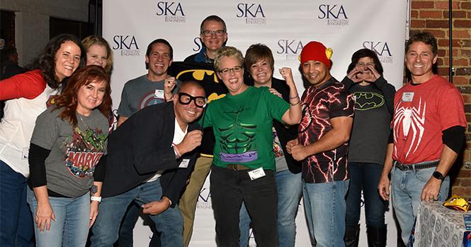 SKA Superhero Year End Event